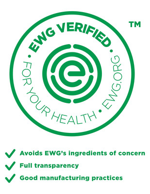 "MyChelle was recently named a Founding Member of EWG VERIFIED(TM), a new verification program to help consumers quickly and easily identify personal care products, including cosmetics, that meet the organization's strictest standards. The EWG VERIFIED(TM) mark elevates the EWG's Skin Deep(R) rating system by requiring products to meet additional rigorous criteria, including avoiding EWG's ""unacceptable"" ingredients, labeling that fully discloses its ingredients, and following good manufacturing practices."