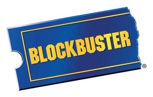 Blockbuster Logo.  (PRNewsFoto/Blockbuster L.L.C.)