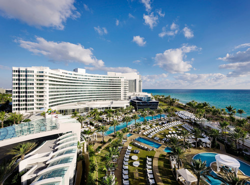 Fontainebleau Miami Beach.  (PRNewsFoto/Fontainebleau Miami Beach)