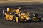 Ryan Hunter-Reay will defend his 2014 Indy 500 victory in his Honda IndyCar