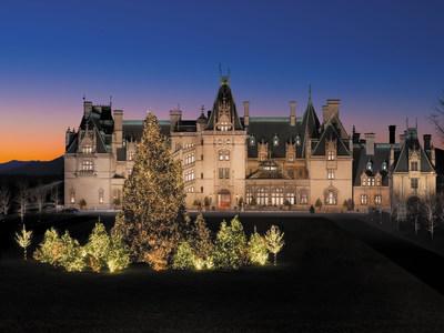 Christmas at Biltmore is Nov. 7 through Jan. 11, 2015