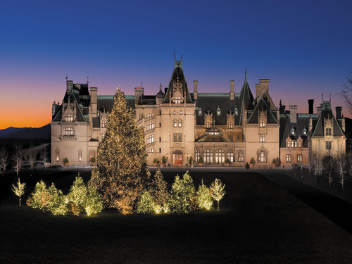 Christmas at Biltmore begins Nov. 7, 2014 with extravagant decorations embodying the spirit of Christmas. Ticketed admission is available though January for daytime or evening candlelight tours of Biltmore House, America's largest home located in ...
