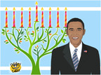 Light the Menorah and Celebrate with New Hanukkah eCards from Doozycards.com!