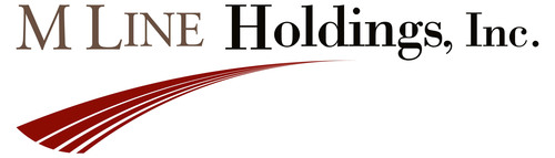 M Line Holdings, Inc. logo. (PRNewsFoto/M Line Holdings, Inc.) (PRNewsFoto/M LINE HOLDINGS, INC.)