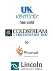 Lincoln International Represents the University of Kentucky Research Foundation in the Sale of Coldstream Laboratories, Inc. to Piramal Enterprises Limited