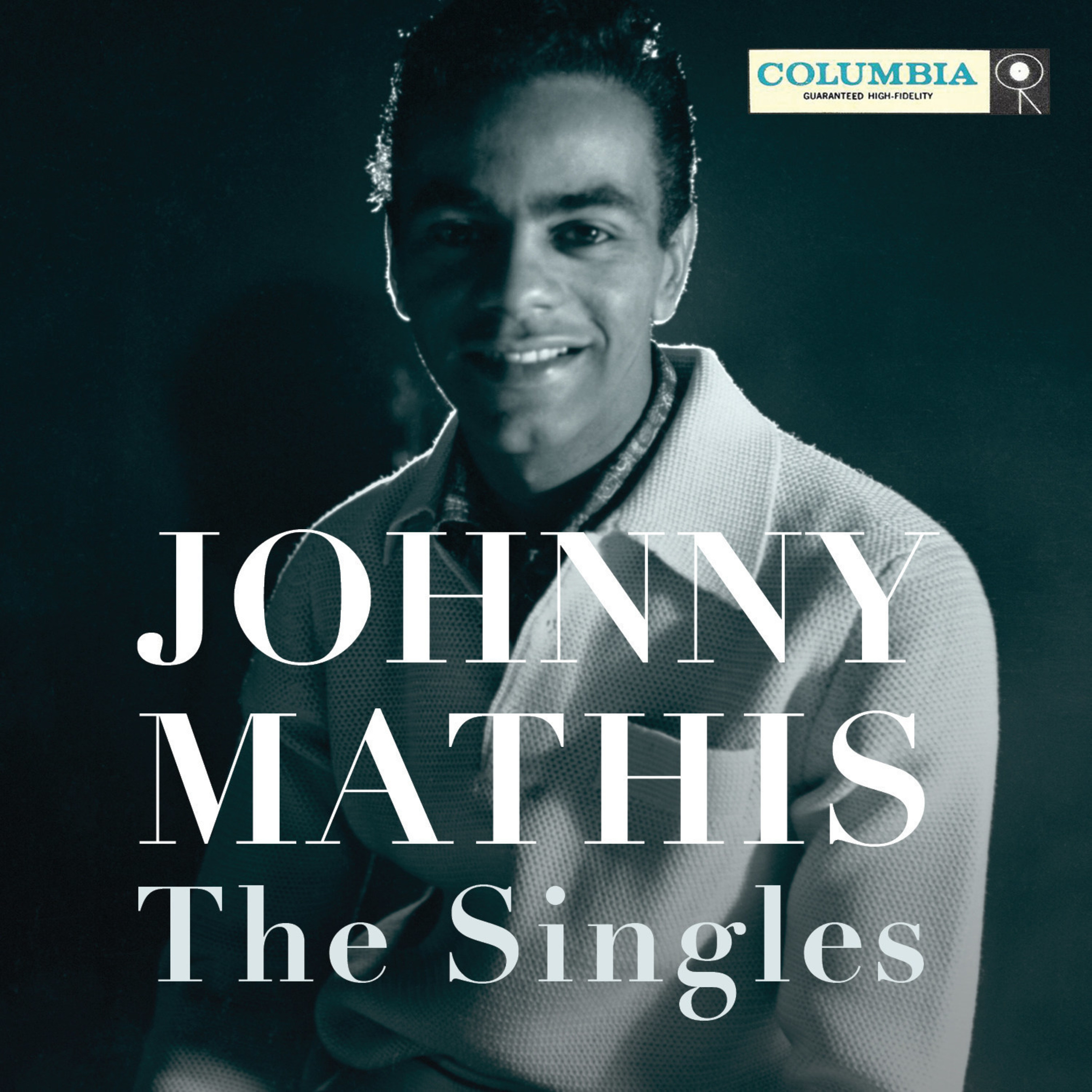 Legacy Recordings and Columbia Records Celebrate Johnny Mathis's 80th Birthday with Release of Johnny Mathis: The Singles on September 25, 2015