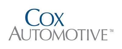 Cox Automotive logo (PRNewsFoto/Cox Automotive)