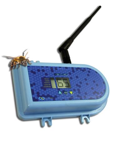 (C) REGEN Energy 2012, Swarm Energy Management(TM) controller.  (PRNewsFoto/REGEN Energy)