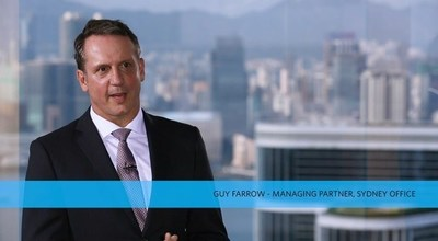 Guy Farrow, Managing Partner, Sydney - Heidrick & Struggles