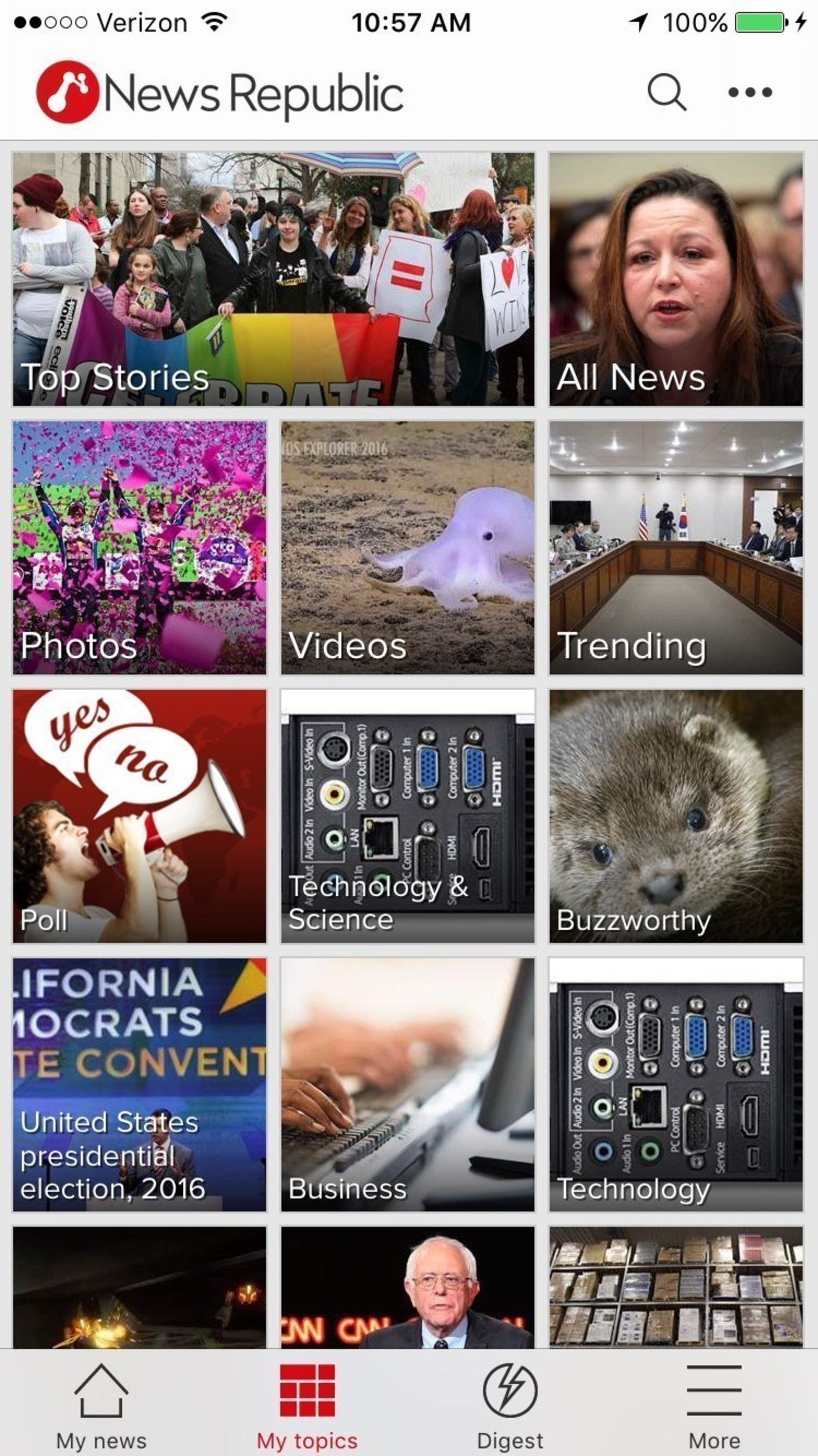 World's Largest News Provider Apps Its Game: News Republic Brings More Global And Social To New V6