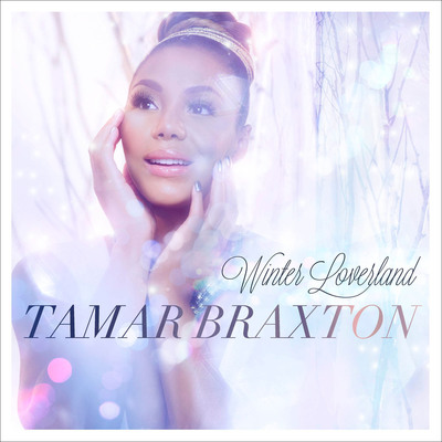 "Tamar Braxton Invites Everyone To Her First Christmas Album ""Winter Loverland"" November 11.  (PRNewsFoto/Epic Records)"