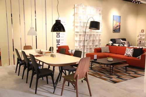 MIFF exhibitor - Hin Lim Furniture, Malaysia (PRNewsFoto/UBM Asia (Malaysia))