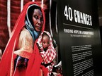 """On Sept. 18, the Newseum unveiled its new exhibit """"40 Chances: Finding Hope in a Hungry World - The Photography of Howard G. Buffett,"""" featuring 40 of Buffett's photos documenting the world hunger crisis as part of a global awareness campaign. The exhibit will be on display through Jan. 3, 2016."""
