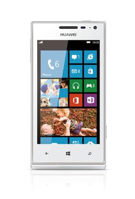 Huawei Showcases its First Windows Phone 8 Smartphone.