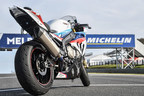 Michelin Sets New Standard With Next Generation Motorcycle Road Tire