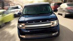 The 2014 Ford Flex is able to fit up to seven passengers or a little more than 80 cubic feet of cargo. (PRNewsFoto/Tom Peck Ford)