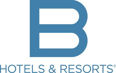 B Hotels & Resorts Logo.  (PRNewsFoto/B Hotels & Resorts)