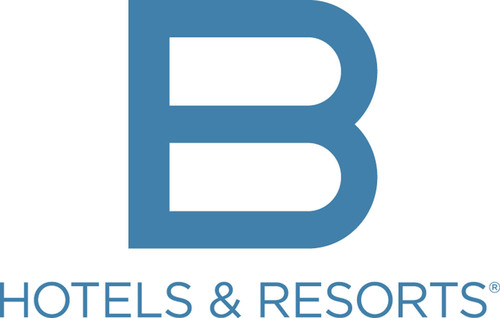 B Hotels & Resorts Logo.  (PRNewsFoto/B Hotels & Resorts)