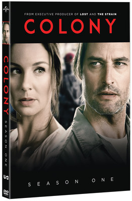 From Universal Pictures Home Entertainment: Colony: Season One