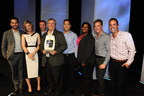 Virgin America takes home the coveted Best Overall Passenger Experience Award at the Airline Passenger Experience Association (APEX) Awards Ceremony Sept. 15, 2014. (PRNewsFoto/Passenger Choice Awards)