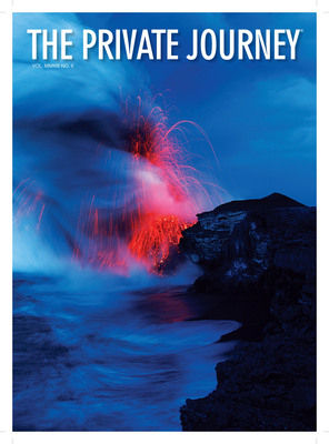 Spring Issue of The Private Journey Magazine - 2013. (PRNewsFoto/The Private Journey Magazine) (PRNewsFoto/THE PRIVATE JOURNEY MAGAZINE)