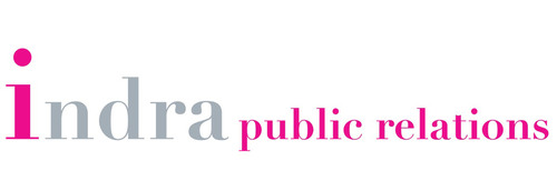 Indra Public Relations Logo.  (PRNewsFoto/Swap the Biz)