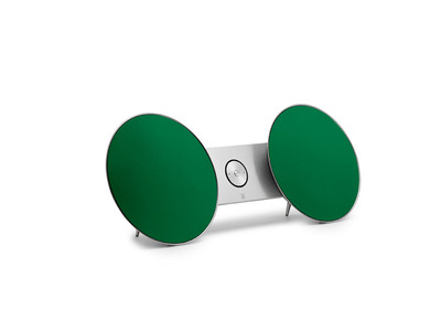 BeoPlay A8 in Ultramarine Green.  (PRNewsFoto/Bang & Olufsen/B&O PLAY)