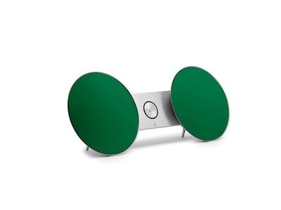 BeoPlay A8 in Ultramarine Green.  (PRNewsFoto/Bang & Olufsen/B&O PLAY)