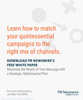 Maximize the Reach of Your Message with a Strategic, Multichannel Plan