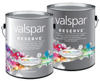 Valspar, the nation's most widely distributed paint brand, has received an Innovative Partner of the Year Award from Lowe's for its introduction of super premium Valspar Reserve® paint.