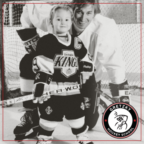 Register for the Gretzky Hockey School today at www.gretzkyhockeyschool.com (PRNewsFoto/Gretzky Hockey School)