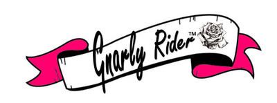 GNARLY RIDER logo