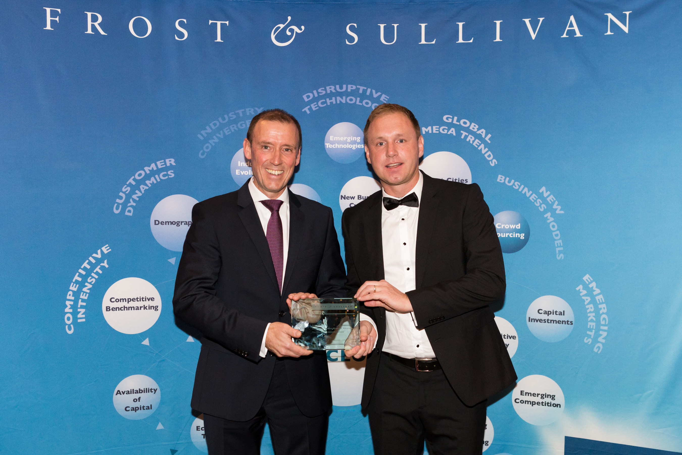 Frost & Sullivan Honours Climeon for Developing the C3, its Revolutionary Waste Heat Recovery