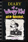 Old School Is Number One! Jeff Kinney's Newest Diary of a Wimpy Kid Book Makes History as It Tops Bestseller Lists Around the Globe