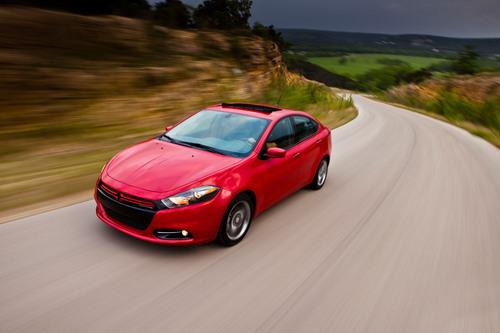 All-new 2013 Dodge Dart.  (PRNewsFoto/Chrysler Group LLC)