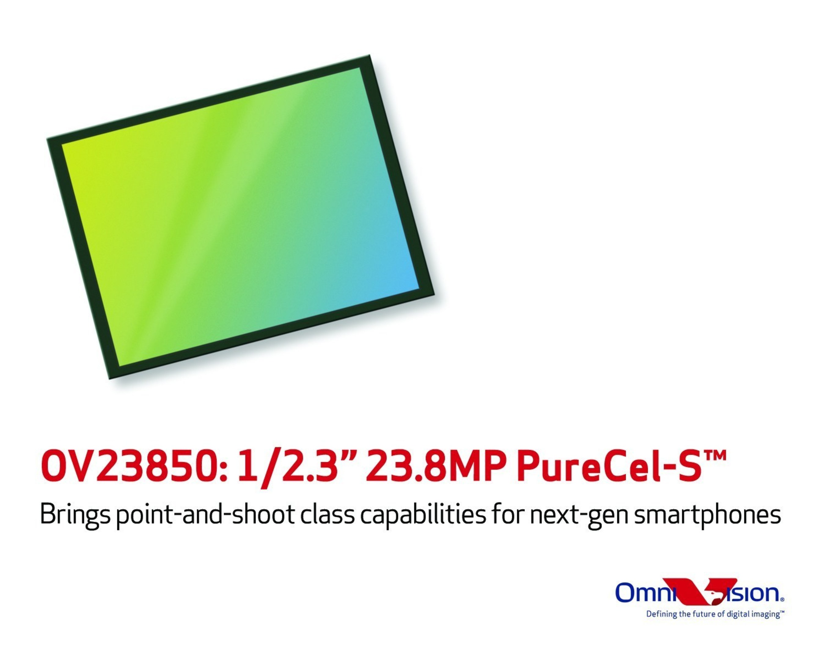 OmniVision's new family of 20  megapixel sensors bring point-and-shoot image quality and capabilities to next-generation smartphones.