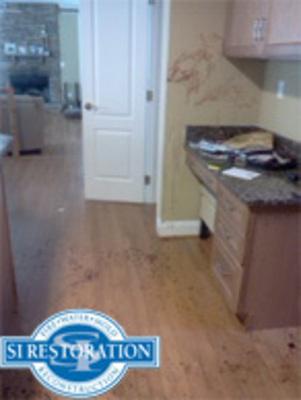 Crime Scene Cleanup in the Home (PRNewsFoto/SI Restoration)
