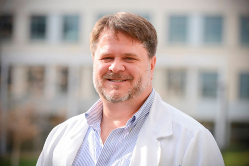 Dr. Matthew Mellema, a professor from the UC-Davis School of Veterinary Medicine wins the highest teaching ...