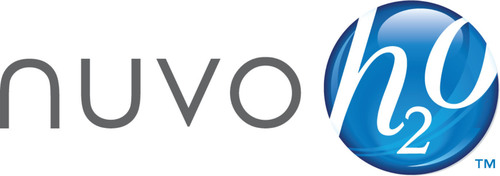 NuvoH20 logo. (PRNewsFoto/NuvoH20) (PRNewsFoto/NUVOH20)