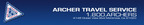 Archer Travel Services, Inc.  (PRNewsFoto/Archer Travel Service, Inc.)