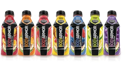Dr Pepper Snapple Group is investing in BODYARMOR, a line of premium sports drinks. Available in 7 flavors, BODYARMOR is made with potassium-packed electrolytes, coconut water and vitamins and is sweetened with pure cane sugar.