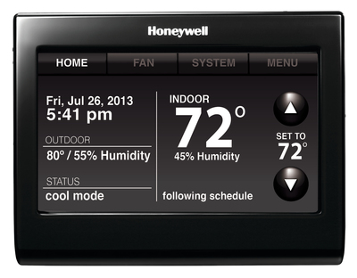 The Honeywell Wi-Fi Smart Thermostat with Voice Control