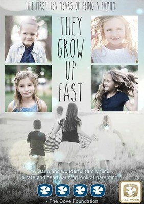 'They Grow Up Fast' to Premiere on Samaritan Ministries' Website