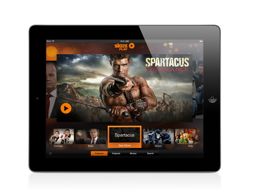 Verizon FiOS Launches STARZ PLAY And ENCORE PLAY Authenticated Online Services