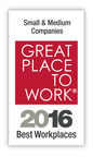 Bankers Healthcare Group Named One of the Country's Top 20 Best Small and Medium Workplaces