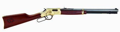 Henry Repeating Arms is proud to introduce the Order of the Arrow Centennial Tribute Rifle to celebrate the 100 year anniversary of the Boy Scouts Of America's high mark of distinction. This Big Boy .44 Magnum is Made In America.