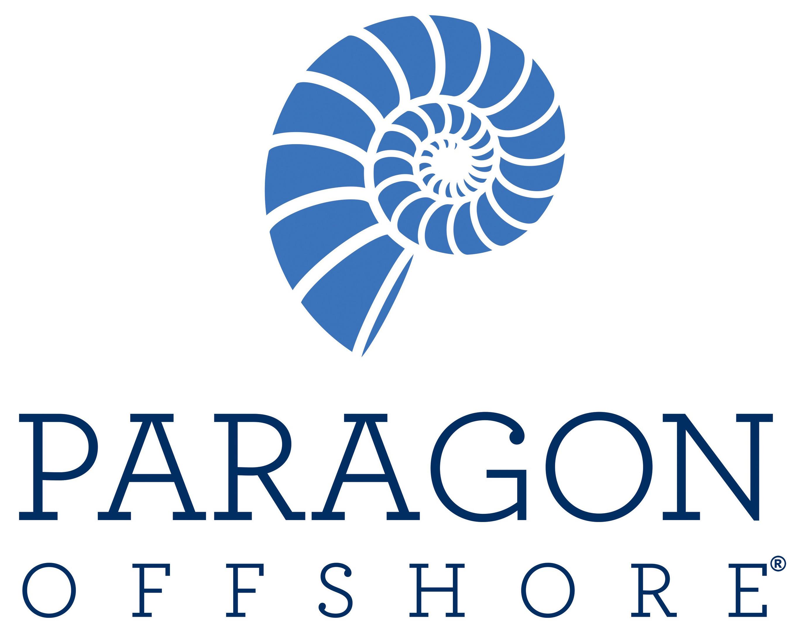 Paragon Offshore plc Logo (PRNewsFoto/Paragon Offshore plc)