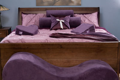 Liberator Decor Series Allows For Seamless Integration Of Intimacy Products Into Existing Bedroom