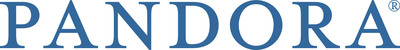 Pandora logo.  (PRNewsFoto/Pandora)