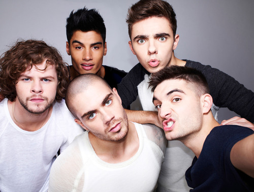 "UK pop sensation The Wanted, responsible for the hits ""Glad You Came"" and ""Chasing the Sun,"" ..."